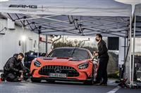 2021 Mercedes-Benz AMG GT Black Series