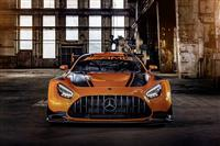Popular 2019 Mercedes-Benz AMG GT3 Evo Wallpaper