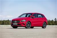 Popular 2020 Mercedes-Benz B 250 e Wallpaper