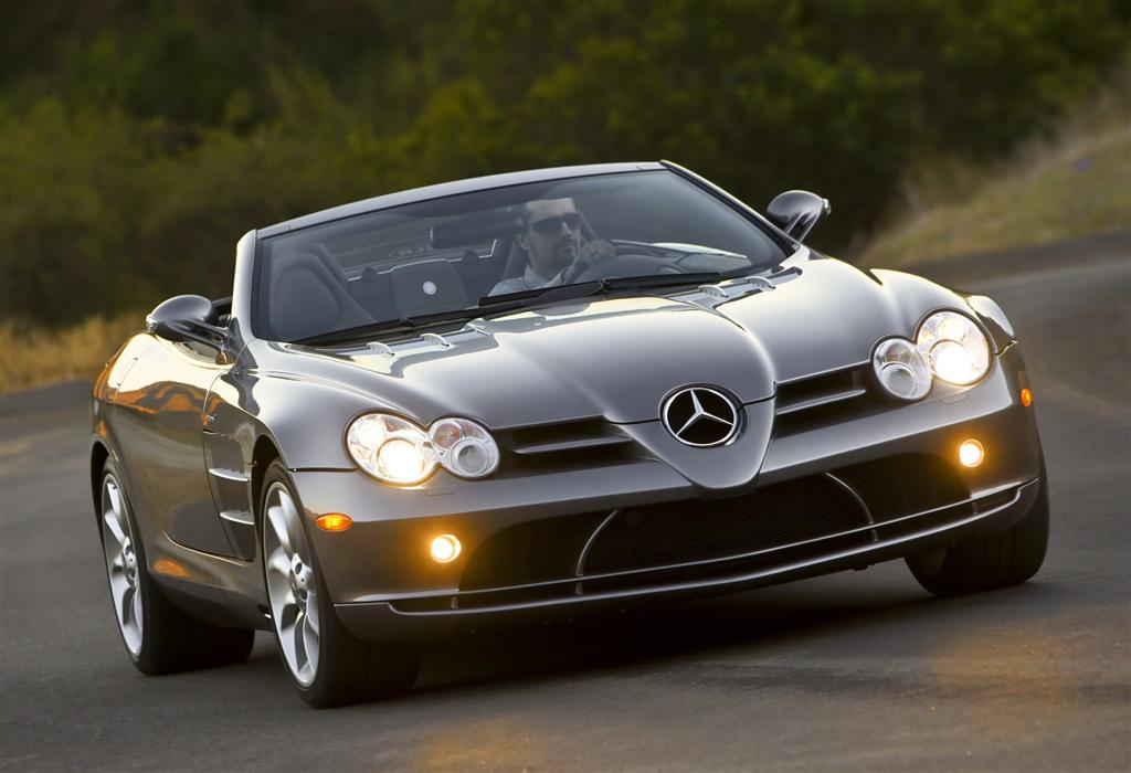 2008 Mercedes Benz Slr Mclaren Roadster Image Photo 45 Of 87