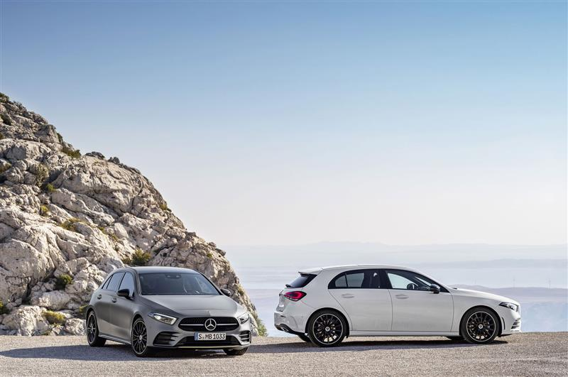 Mercedes Benz A Class Pictures And Wallpaper