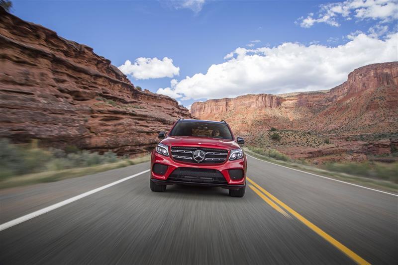 2018 Mercedes-Benz GLS