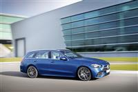 Popular 2021 Mercedes-Benz C-Class Estate Wallpaper