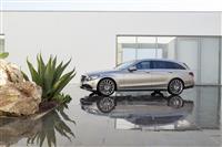 2018 Mercedes-Benz C-Class Estate image.