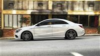 Popular 2019 Mercedes-Benz CLA-Class Wallpaper