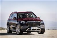 Image of the Maybach GLS