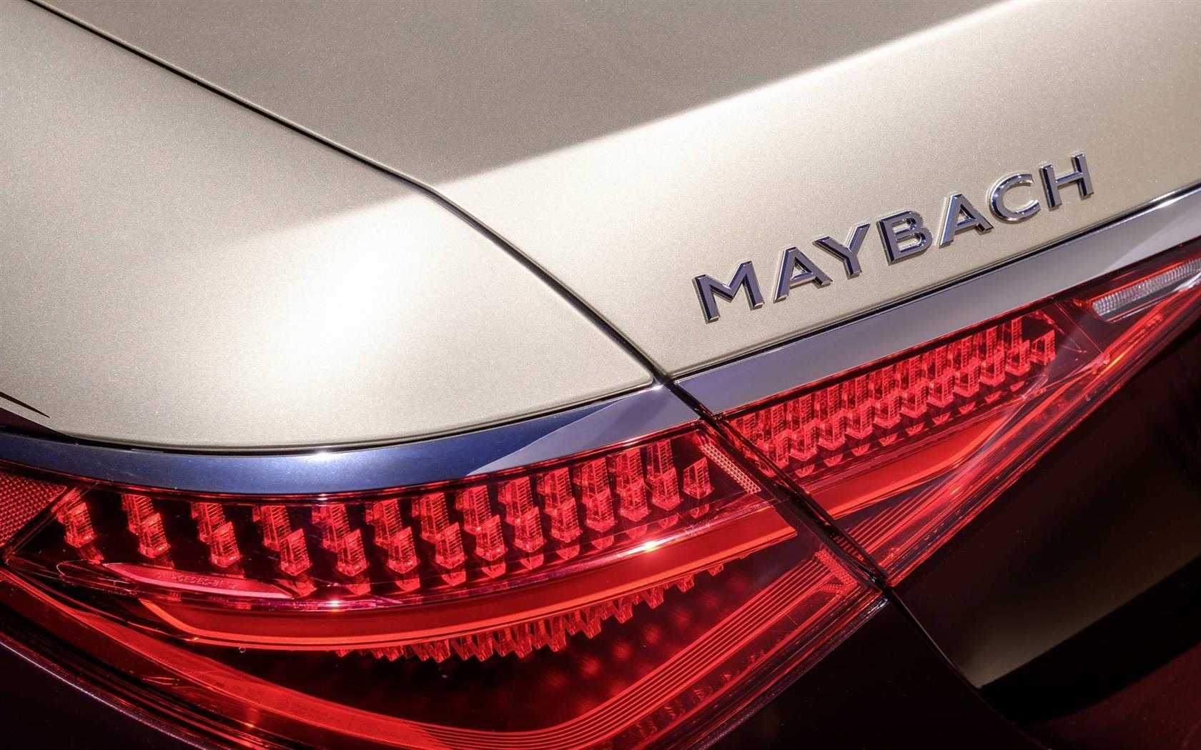 2021 Mercedes-Benz Maybach S-Class