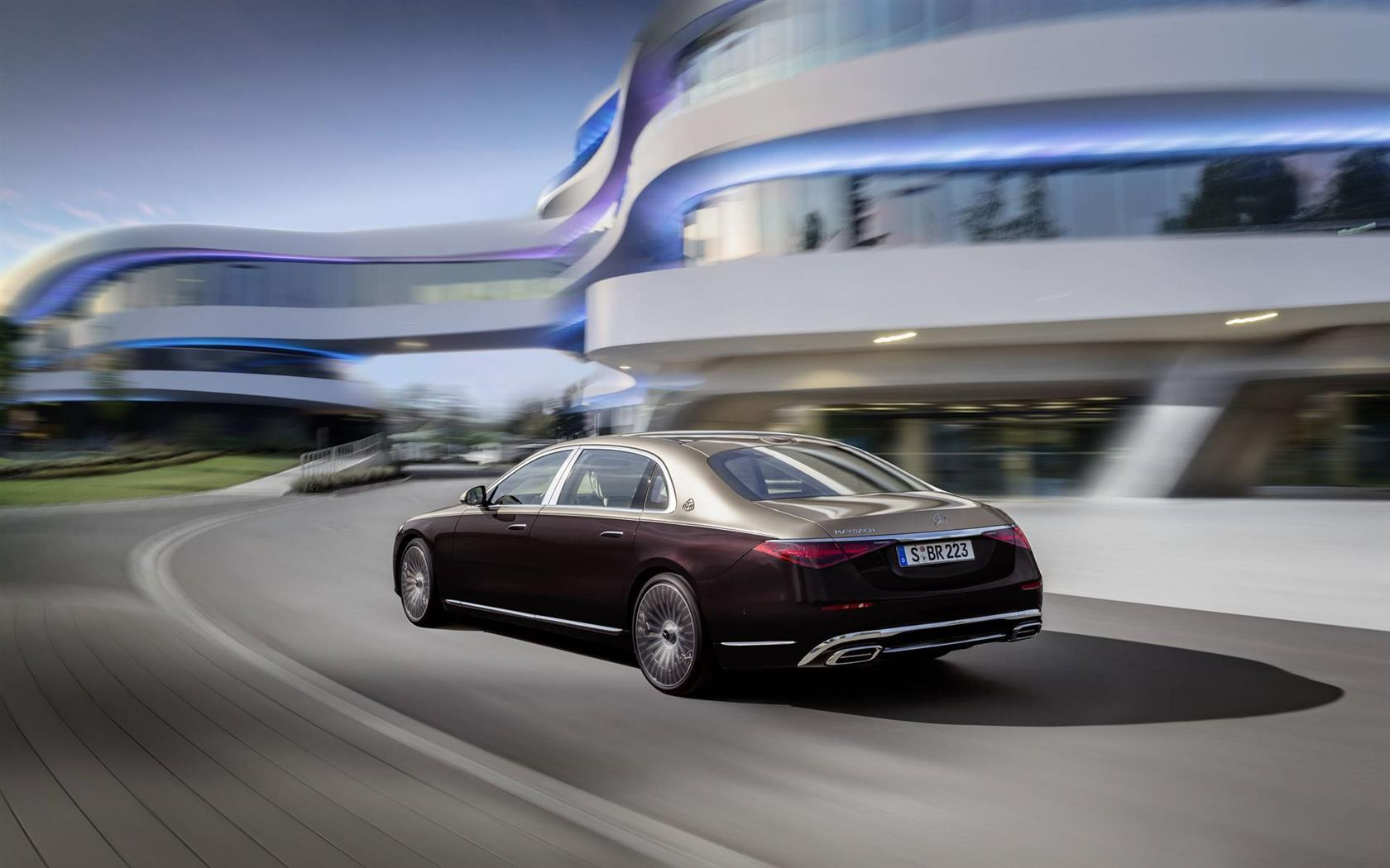 2021 Mercedes-Benz Maybach S-Class