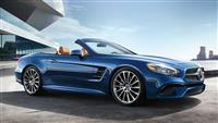 Popular 2019 Mercedes-Benz SL-Class Wallpaper