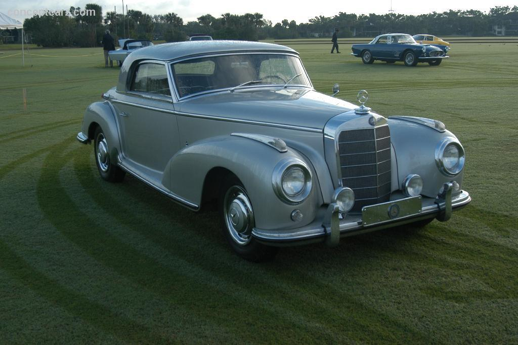 Auction results and sales data for 1953 mercedes benz 300s for Mercedes benz 300 s