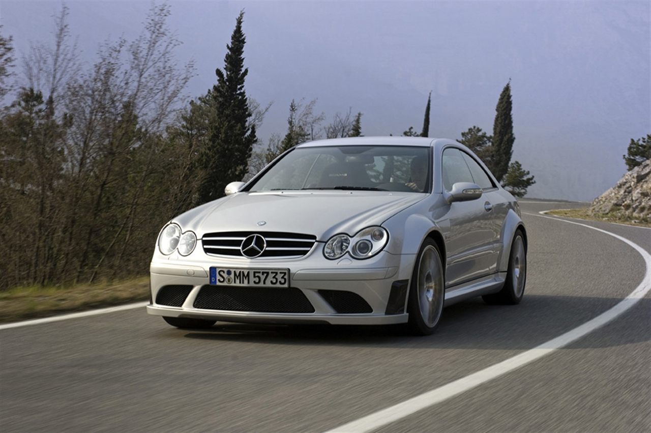 2007 mercedes benz clk63 amg black series history pictures sales value research and news. Black Bedroom Furniture Sets. Home Design Ideas