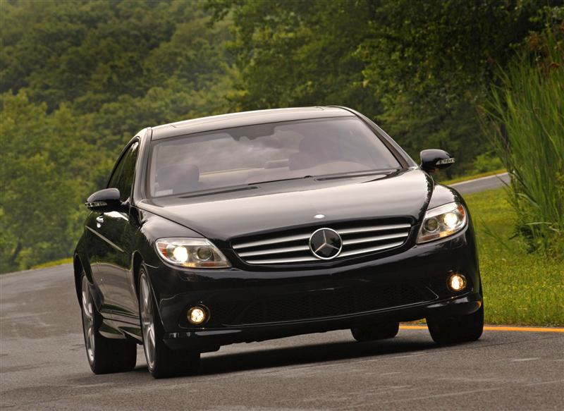 2009 Mercedes-Benz CL 550