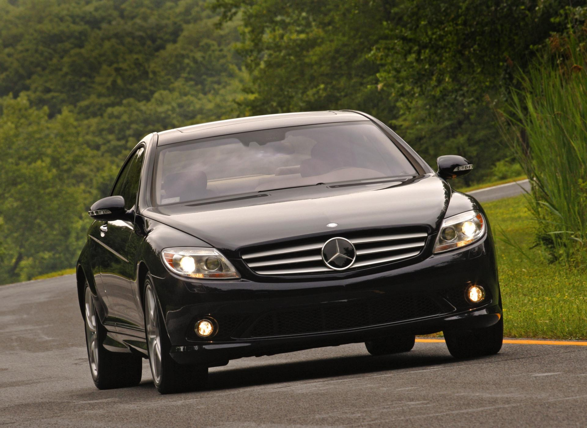 mercedes benz cl  news  information