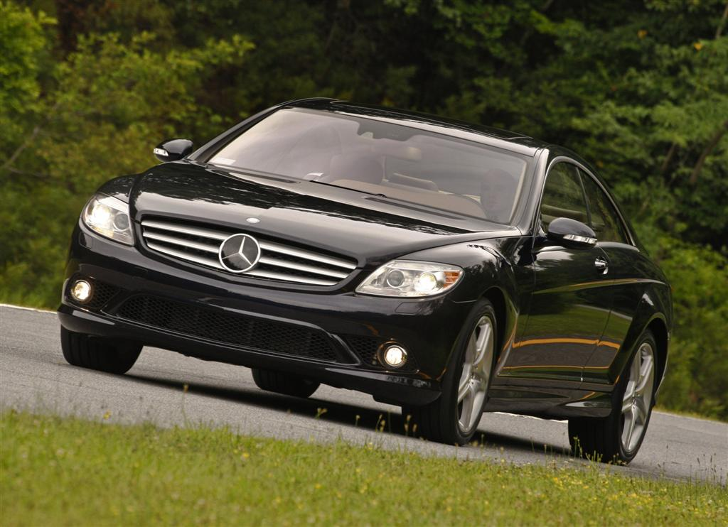 2009 mercedes benz cl 550 image