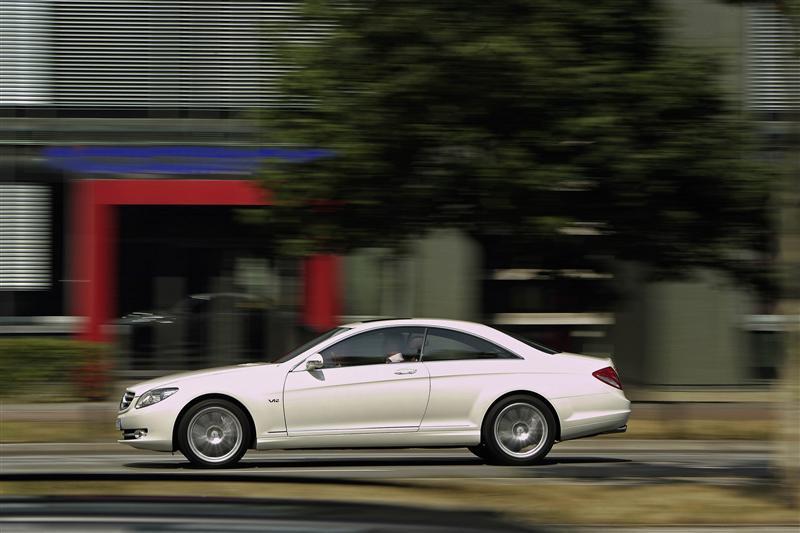 2008 Mercedes-Benz CL Class