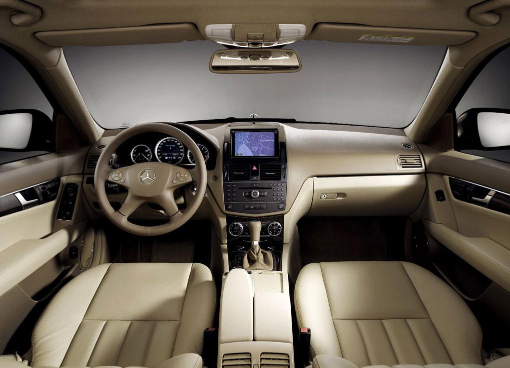 2007 Mercedes-Benz C 350