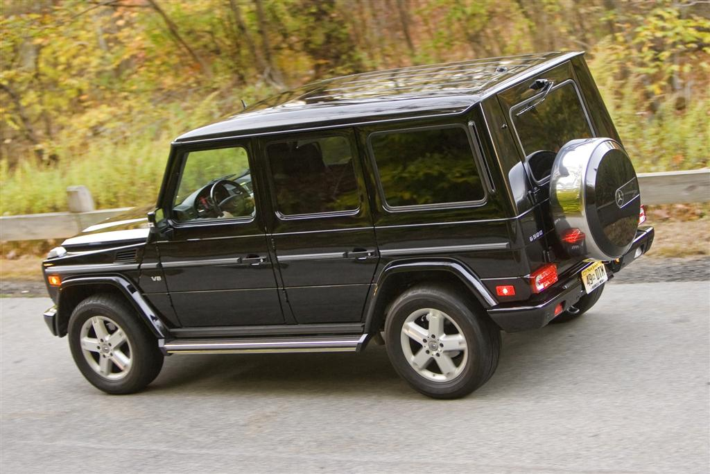 Auction results and sales data for 2008 mercedes benz g class for Mercedes benz g wagon price