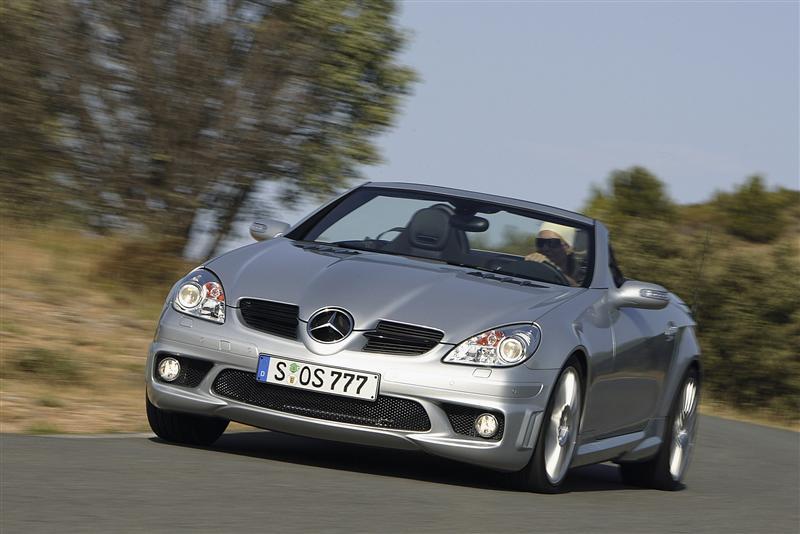 2008 Mercedes-Benz SLK Class