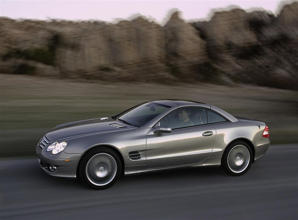 auction results and sales data for 2008 mercedes benz sl class. Black Bedroom Furniture Sets. Home Design Ideas