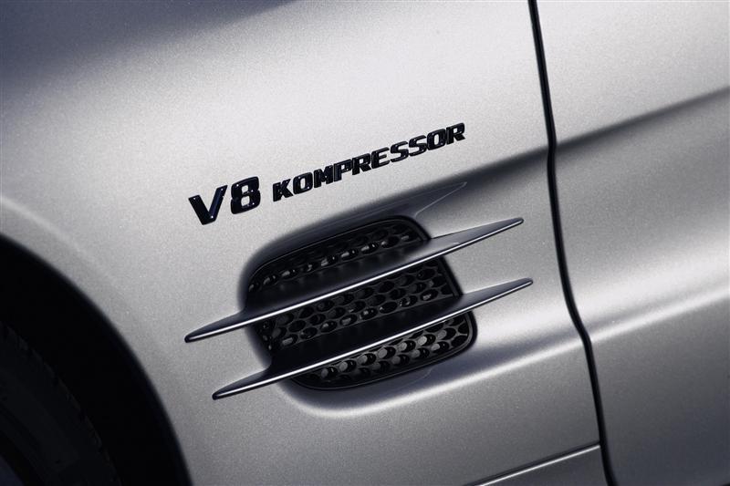 2008 Mercedes-Benz SL Class