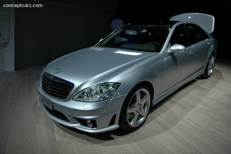 2006 mercedes benz s65 amg image for 2006 mercedes benz s65 amg