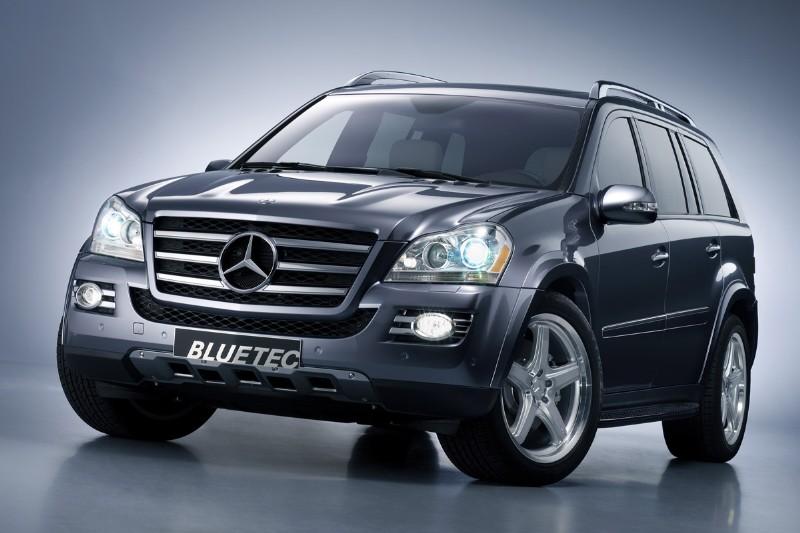 2007 Mercedes-Benz Vision GL 420 BLUETEC pictures and wallpaper