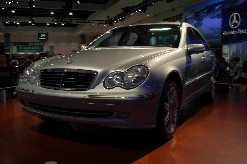 auction results and sales data for 2003 mercedes benz c class. Black Bedroom Furniture Sets. Home Design Ideas