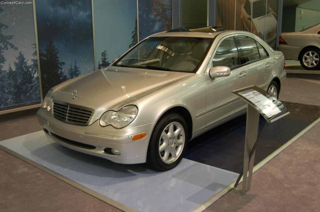 auction results and sales data for 2004 mercedes benz c class. Black Bedroom Furniture Sets. Home Design Ideas