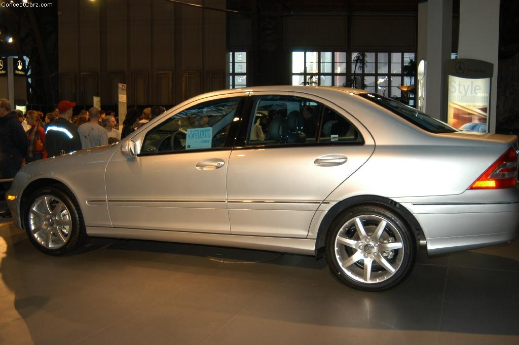 2003 Mercedes Benz C Class Wallpaper And Image Gallery