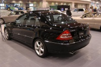2004 Mercedes-Benz C-Class image.