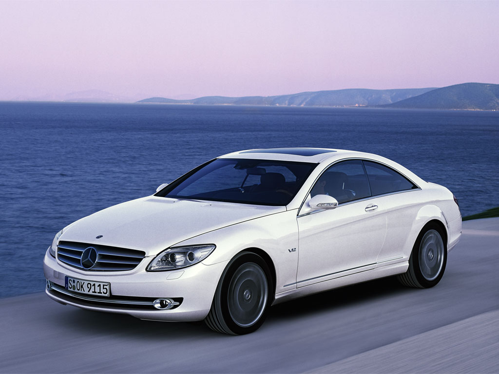2007 mercedes benz cl 600 pictures history value for Mercedes benz cl600 price