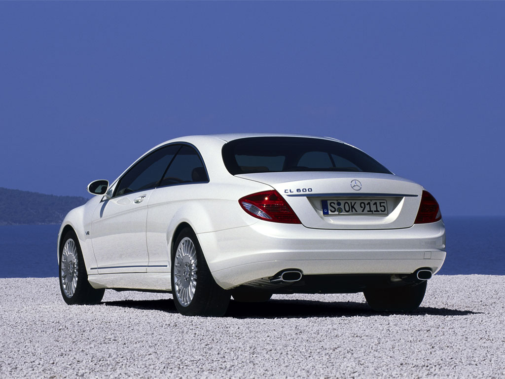 2007 mercedes cl600 for sale