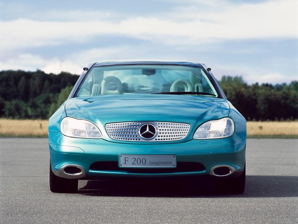 1996 mercedes benz f200 imagination concept image https for Mercedes benz 1996