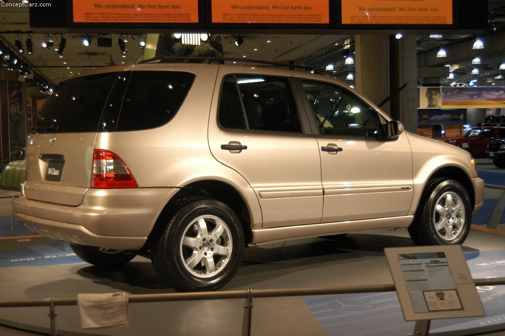 Auction results and sales data for 2003 mercedes benz m class for 2003 mercedes benz suv