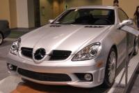 2005 Mercedes-Benz SLK55 image.