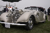 Chassis information for Mercedes-Benz 540K