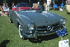 Chassis information for Mercedes-Benz 190 SL