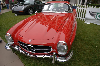 Chassis information for Mercedes-Benz 300 SL