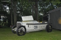 1912 Mercedes-Benz Race Car