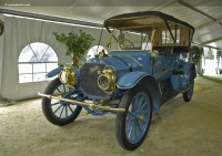1914 Mercedes-Benz 50 HP.  Chassis number 12526