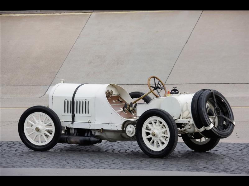 1908 Mercedes 120HP