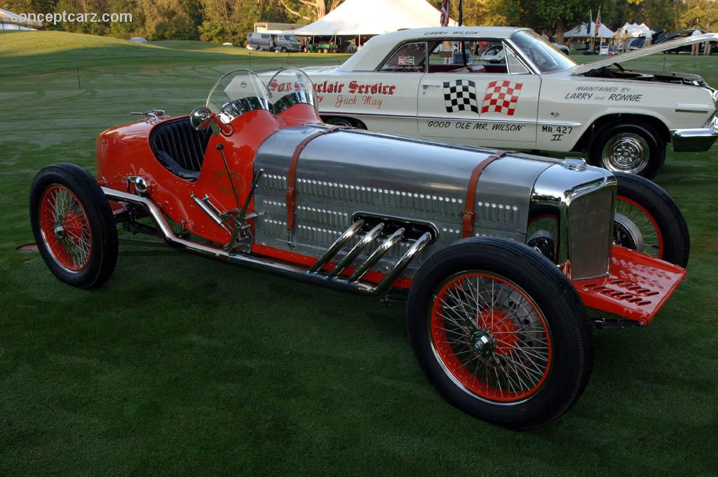 1923 mercedes indy 500 race car pictures history value research news. Black Bedroom Furniture Sets. Home Design Ideas