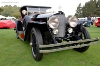 1923 Mercedes-Benz 28/95 image.