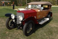 1924 Mercedes-Benz 28/95 image.