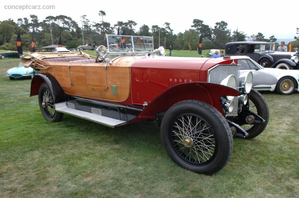 1924 Mercedes 28 95 Image Https Www Conceptcarz Com