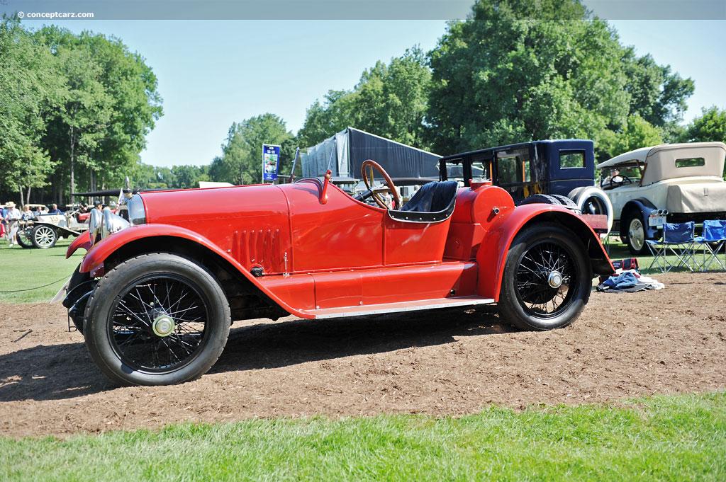 1920 Mercer Series 5 Image