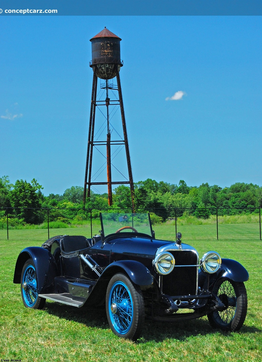 Auction Results and Sales Data for 1922 Mercer Series 5