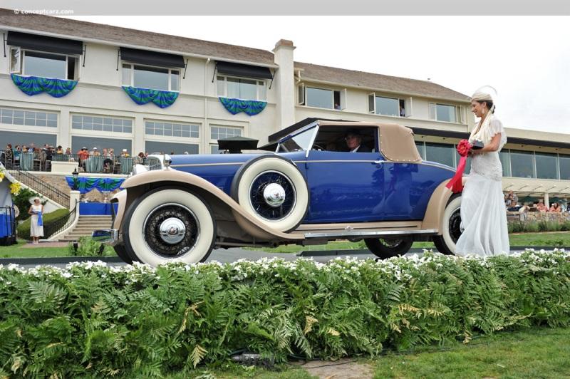 1931 Mercer Merrimac Prototype