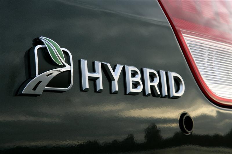 2010 Mercury Milan Hybrid thumbnail image