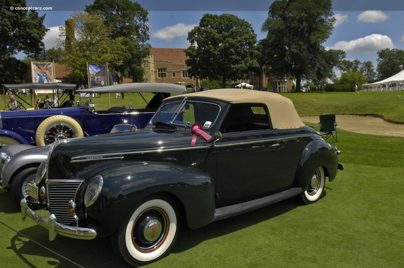 1939 Mercury Series 99A